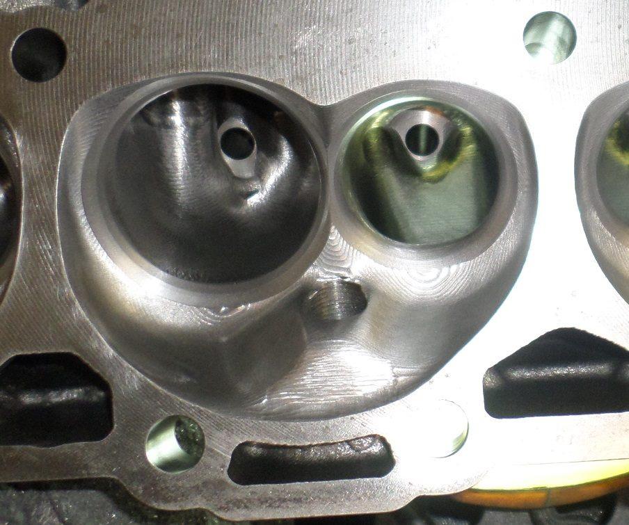 GM v2 10GM/Vortec - Chad Speier Racing Heads